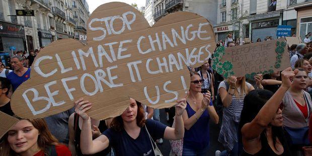 Une marche avait déjà été organisée mi-octobre à Paris.