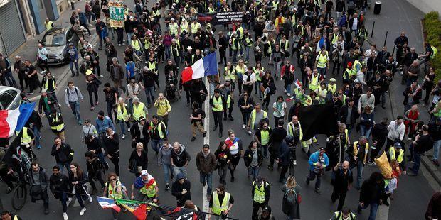 """Acte 23 : les Gilets jaunes lancent un nouvel """"ultimatum"""" au gouvernement"""