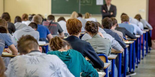 Les élèves actuellement en seconde passeront le nouveau bac en 2021.
