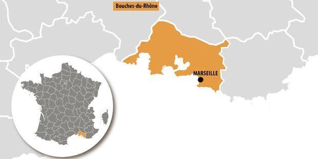 Marseille : Deux mineurs placé en garde à vue après la mort d'un adolescent