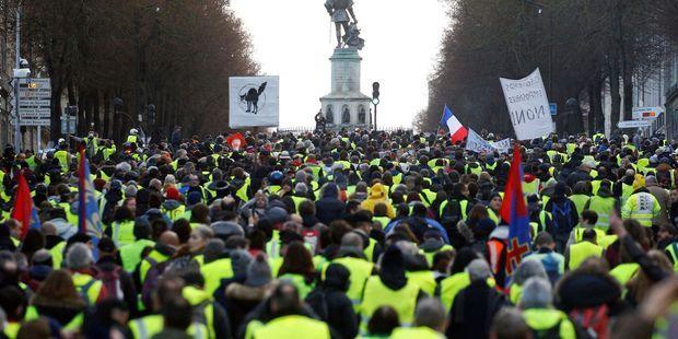 Une grève générale pourrait avoir lieu le 5 février.