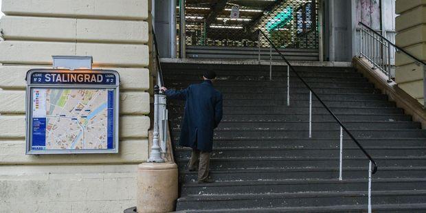 Une grande partie du métro parisien reste inaccessible aux personnes en situation de handicap. (Abaca)