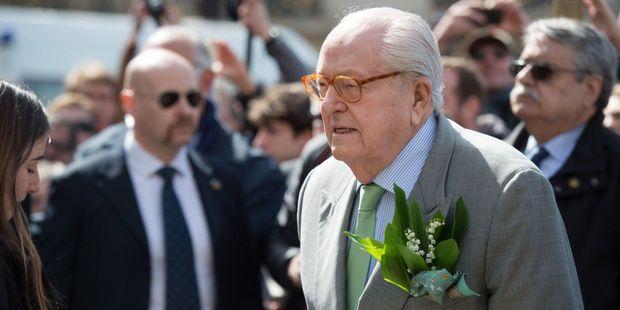 Affaire des assistants parlementaires du FN : Jean-Marie Le Pen mis en examen vendredi