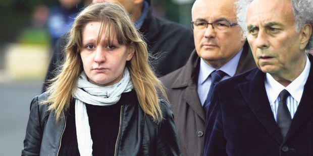 66bd15f5448 Cécile Bourgeon en mai 2013 lors de la reconstitution de la disparition de  sa fille Fiona