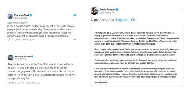"""Ligue Du LOL: """"Ligue Du LOL"""" : Les Anciens """"caïds De Twitter"""" Accusés De"""