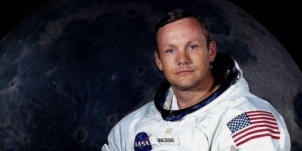 """Non, Neil Armstrong n'a pas dit """"c'est un petit pas pour l'homme"""" lorsqu'il a posé le pied sur la Lune"""