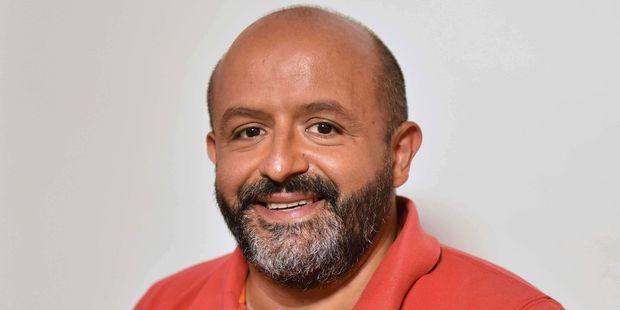 Benjamin Amar est professeur d'histoire-géographie dans le Val-de-Marne.