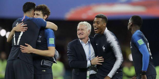 Coupe du monde : Deschamps a bien caché son jeu