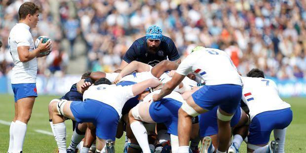 Battus en Ecosse, les Bleus replongent à un mois de la Coupe du monde