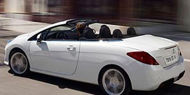 Mondial Automobile Peugeot 308 Cc