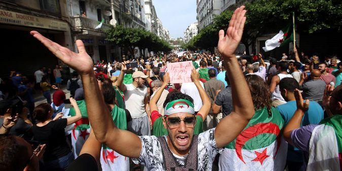 L'Algérie a connu son 31e vendredi de mobilisation, comme ici à Alger.