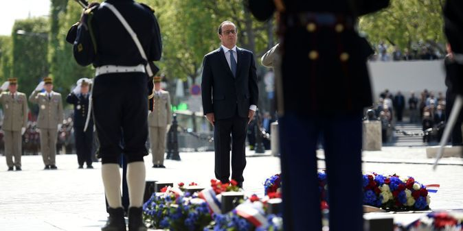 Francois Hollande Je Serai La Le 8 Mai Prochain
