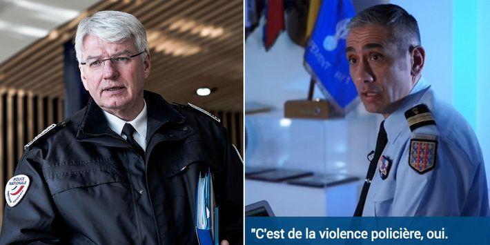 Le directeur de la police, Eric Morvan, a réagi aux propos du colonel de gendarmerie Michael Di Meo.